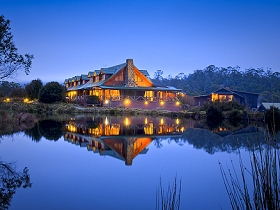 Peppers Cradle Mountain Lodge - C Tourism