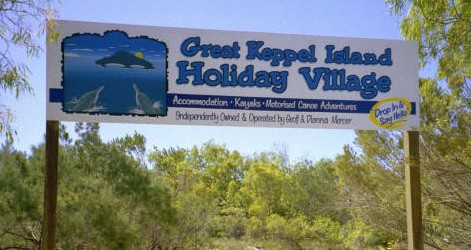 Great Keppel Island Holiday Village - C Tourism