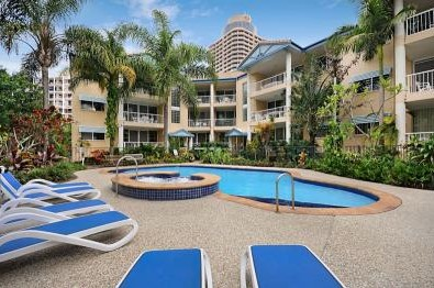 Surfers Beach Holiday Apartments - C Tourism