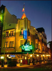 O'Malleys Hotel - C Tourism