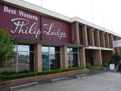 Best Western Ashfield Philip Lodge Motel - C Tourism