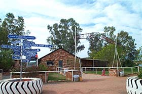 Curtin Springs Station - C Tourism