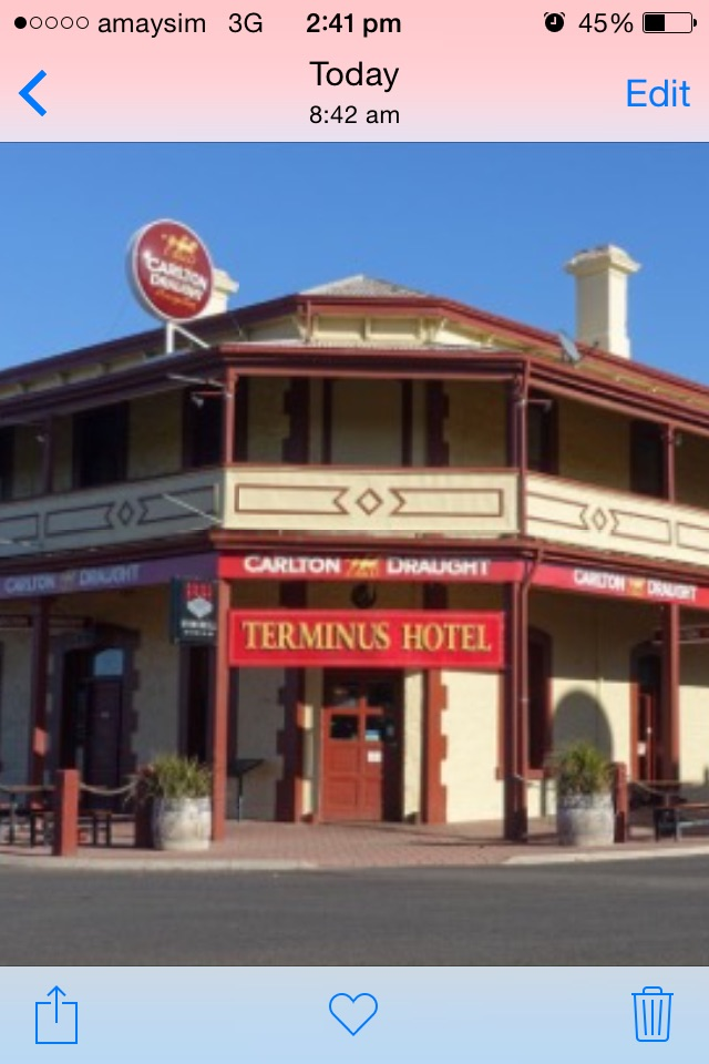 The Terminus Hotel Motel - C Tourism