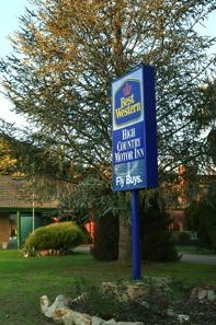 Best Western High Country Motor Inn - C Tourism