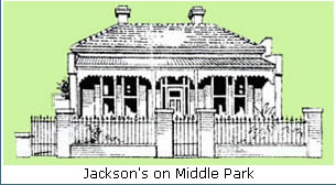 Jackson's On Middle Park - C Tourism