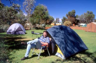 Voyages Ayers Rock Camp Ground - C Tourism