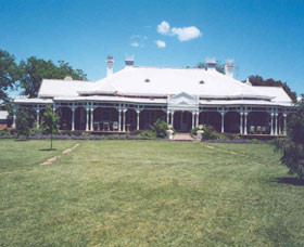 Coombing Park Homestead - C Tourism