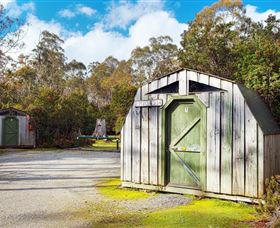 Discovery Holiday Parks Cradle Mountain Cosy Cabins - C Tourism
