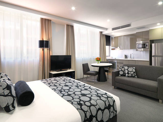 Meriton Serviced Apartments - North Ryde - C Tourism