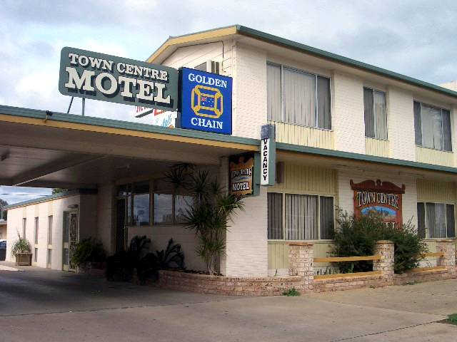Town Centre Motel - C Tourism