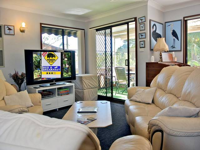 WOMBATS BB - Apartments - AAA 3.5 rated Gosford - C Tourism