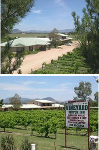 Mudgee Vineyard Motor Inn - C Tourism
