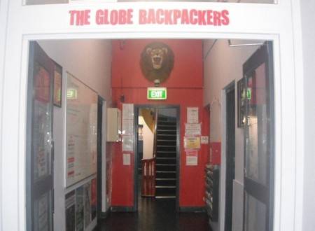 The Globe Backpackers - C Tourism