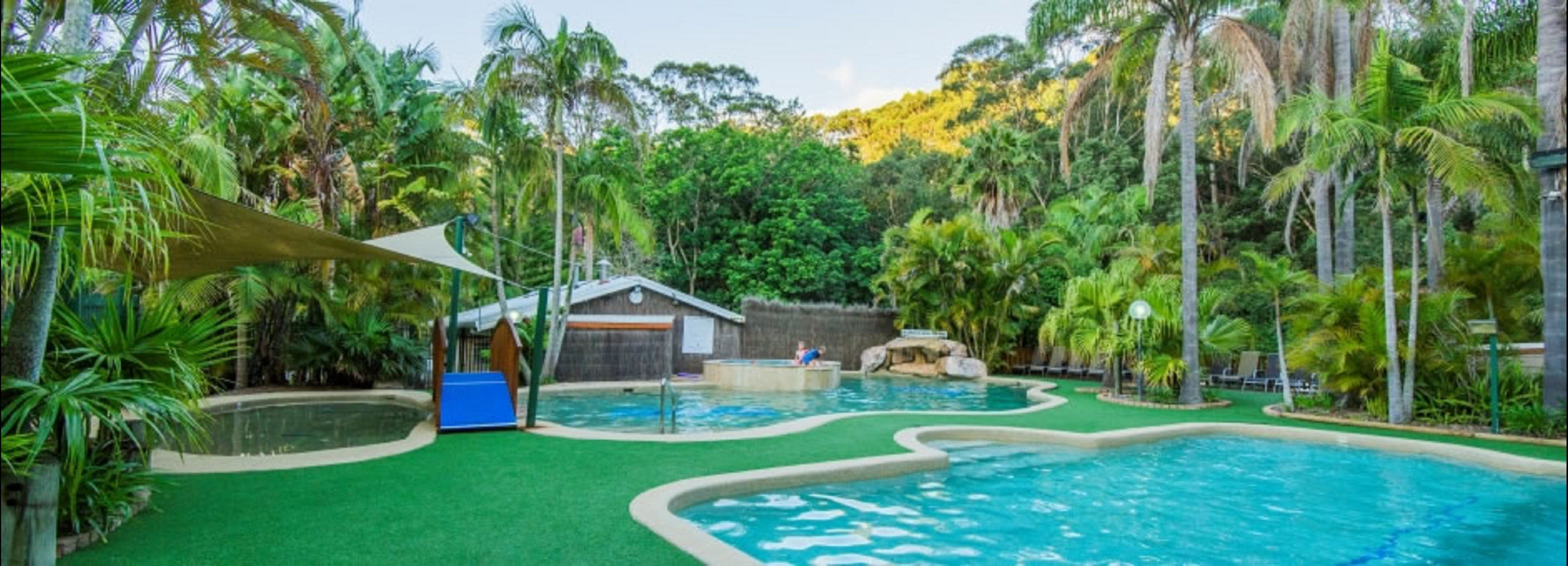 The Palms at Avoca - C Tourism