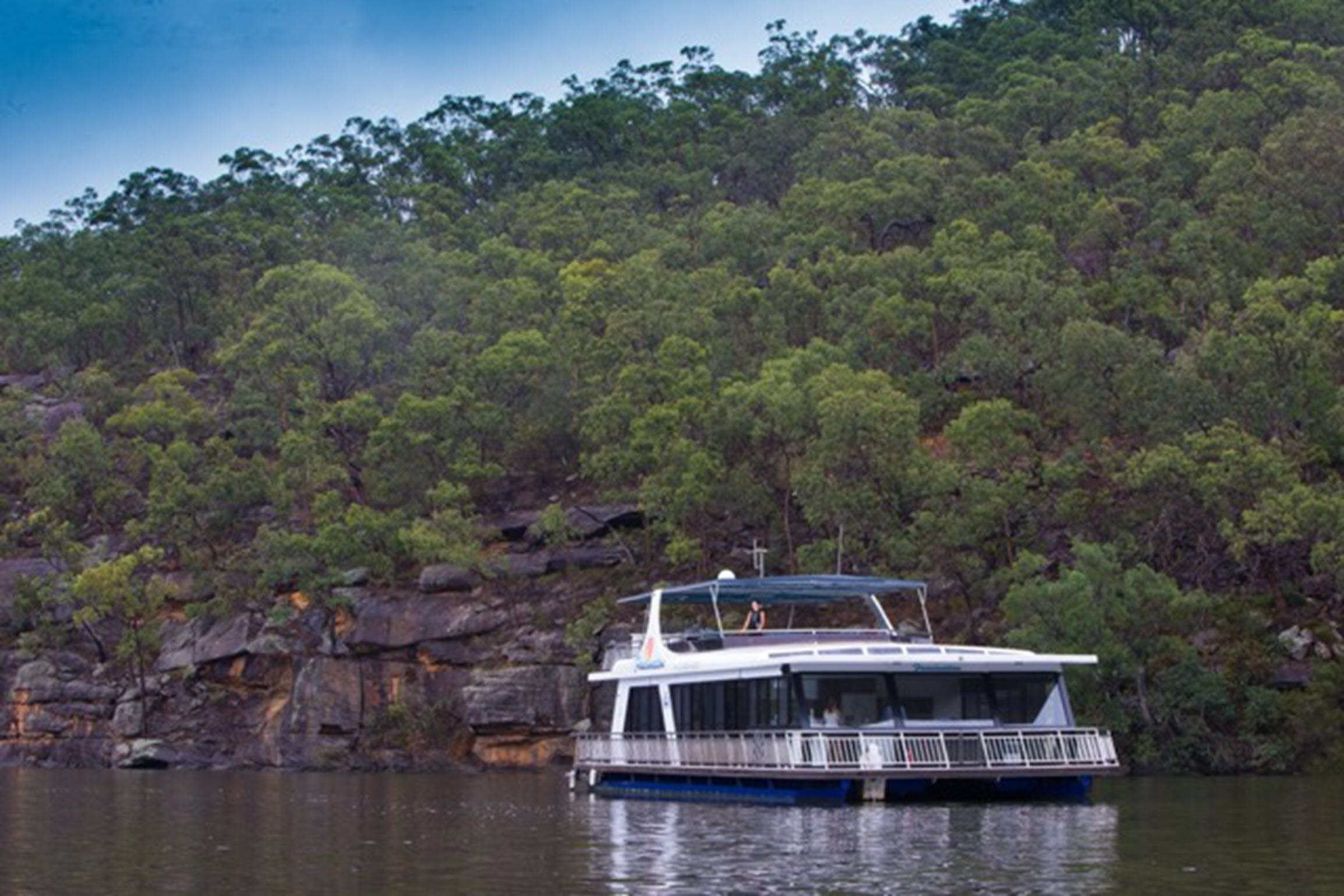 Able Hawkesbury River Houseboats - Kayaks and Dayboats - C Tourism