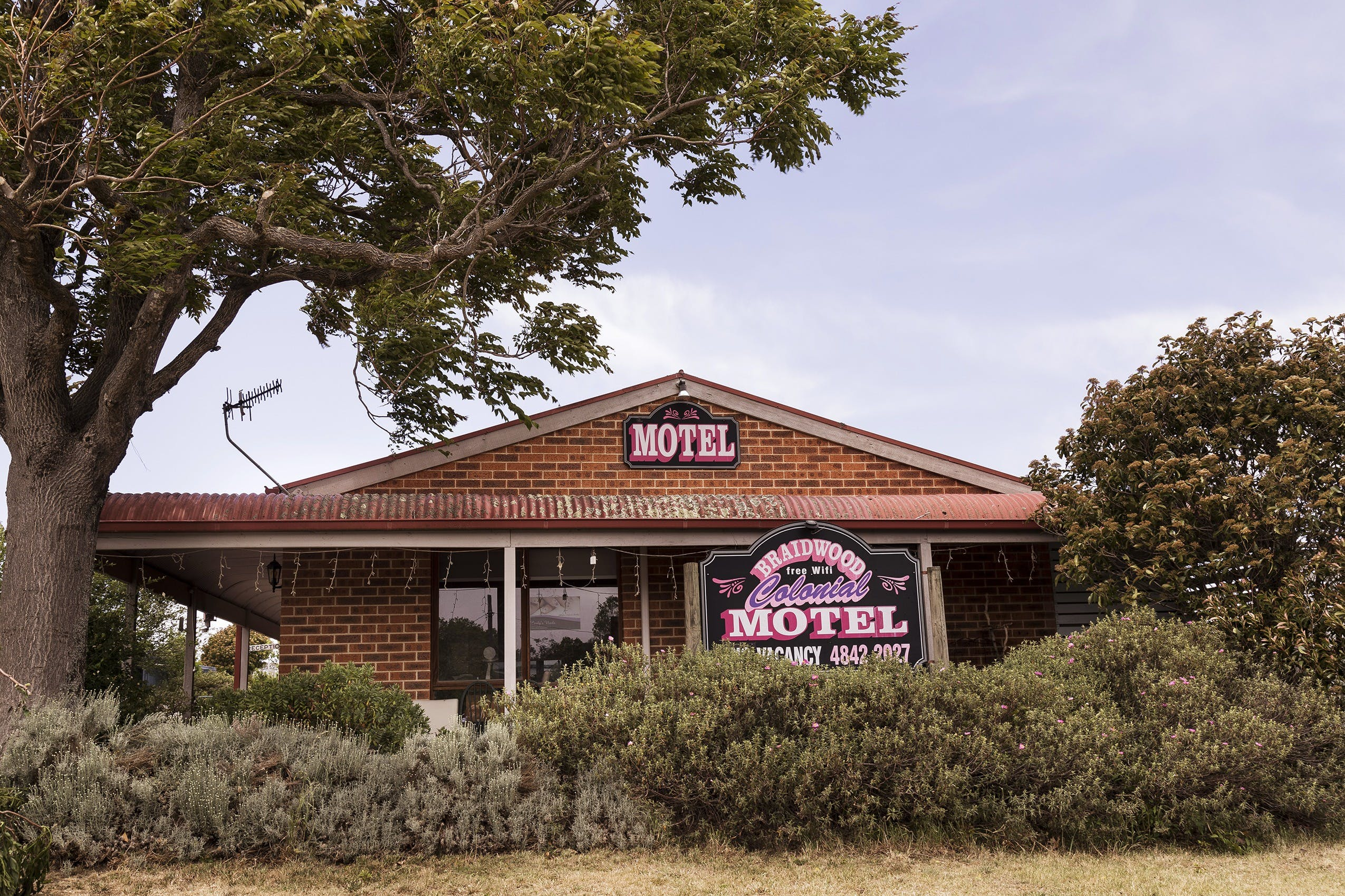 Colonial Motel - C Tourism