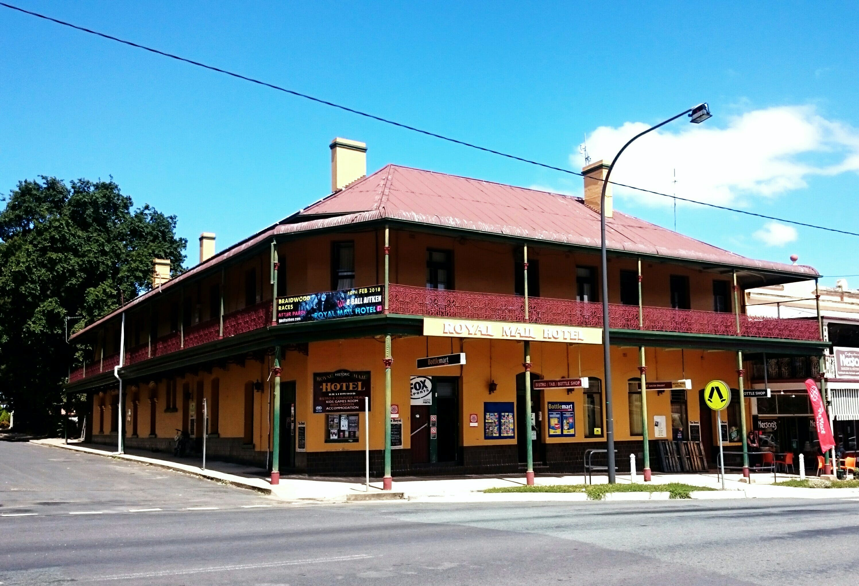 Royal Mail Hotel Braidwood - C Tourism