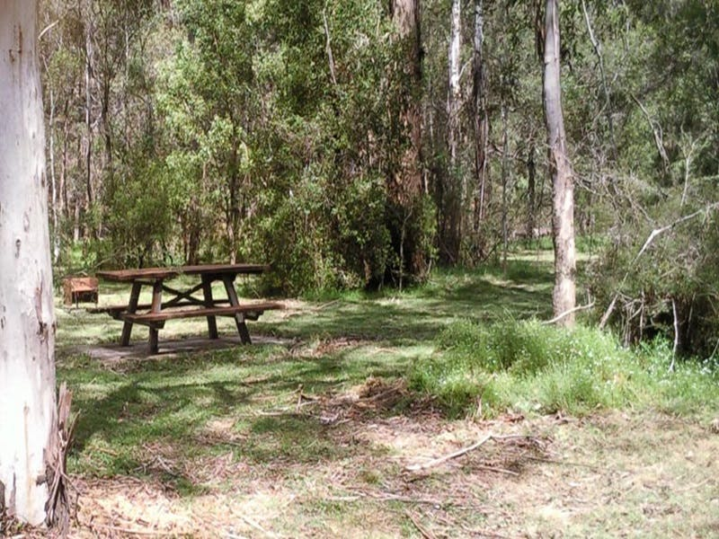 Mulloon Creek campground - C Tourism