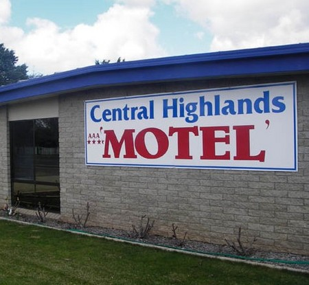 Central Highlands Motor Inn - C Tourism