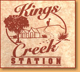 Kings Creek Station - C Tourism