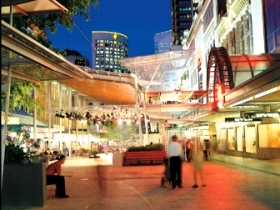 Queen Street Mall - C Tourism