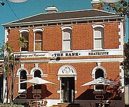 The Bank Heathcote - C Tourism