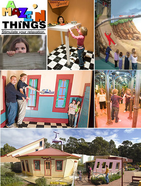A Maze 'N Things - C Tourism