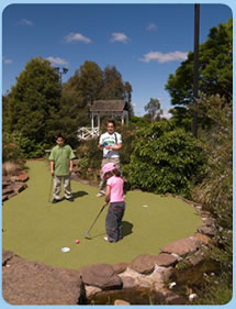 Wetlands Mini Golf - C Tourism