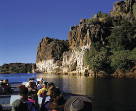 Geikie Gorge National Park - C Tourism
