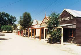 Old Tailem Town Pioneer Village - C Tourism