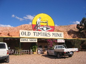 The Old Timers Mine - C Tourism