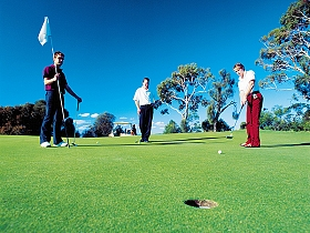 Richmond Public Golf Course - C Tourism