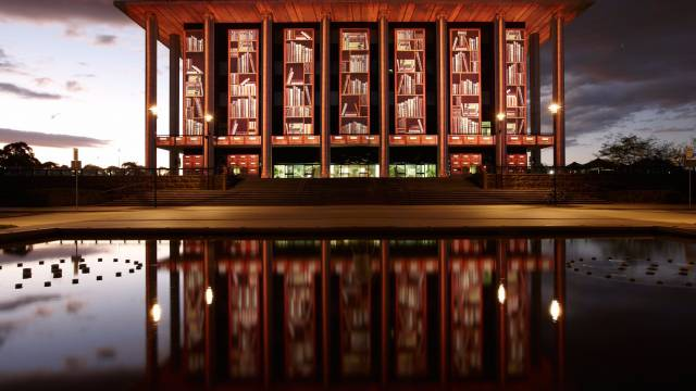 National Library of Australia - C Tourism