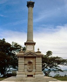 Cooktown War Memorial - C Tourism