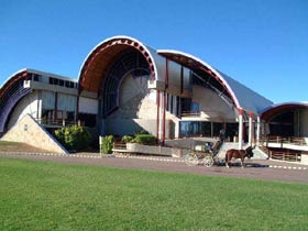 Australian Stockmans Hall of Fame and Outback Heritage Centre - C Tourism