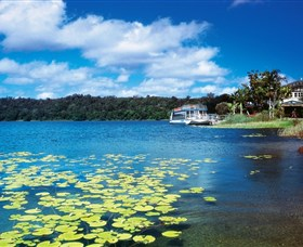 Lake Barrine Crater Lakes National Park - C Tourism