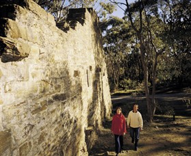 Castlemaine Diggings National Heritage Park - C Tourism