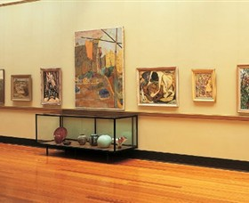 Castlemaine Art Gallery and Historical Museum - C Tourism