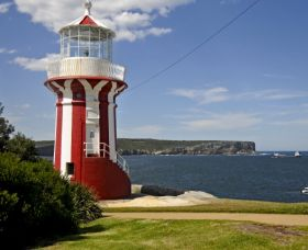 Hornby Lighthouse - C Tourism