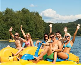 Aquafun Avoca Lake - C Tourism