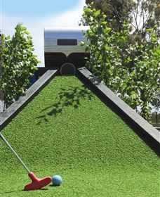 Mini Golf at BIG4 Swan Hill Holiday Park - C Tourism