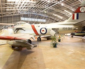 Australian Aviation Heritage Centre - C Tourism