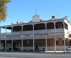 Woolpack Inn Museum - C Tourism