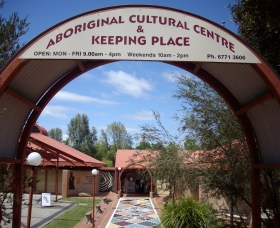 Armidale and Region Aboriginal Cultural Centre and Keeping Place - C Tourism