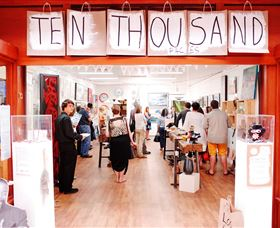 Ten Thousand Paces Gallery - C Tourism