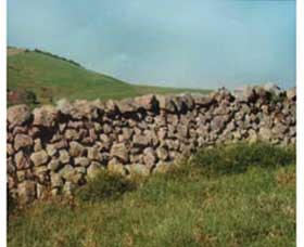 Historic Dry Stone Walls - C Tourism