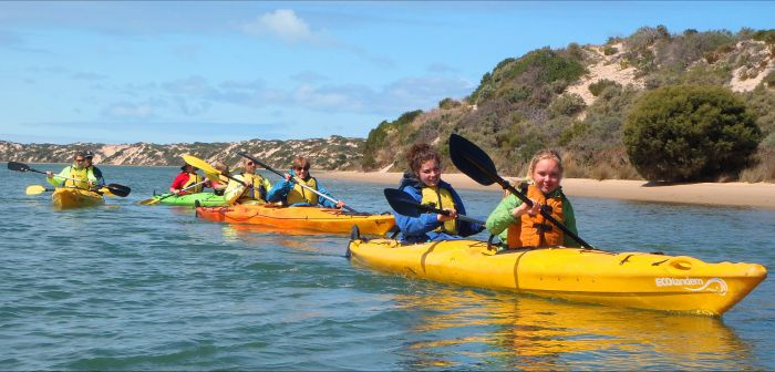 Canoe the Coorong - C Tourism