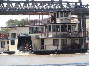 Captain Proud Paddleboat Cruises - C Tourism