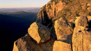 Booroomba Rocks - C Tourism