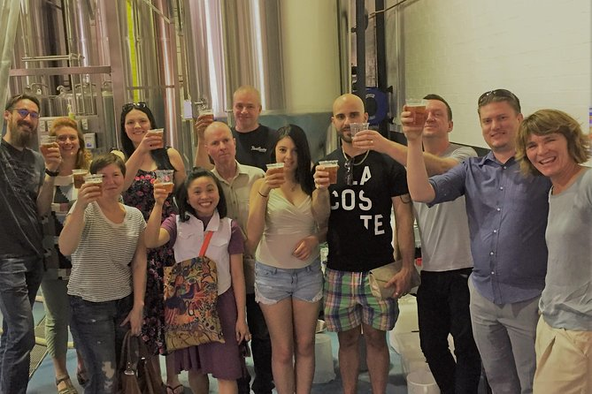 CanBEERa Explorer Capital Brewery Full-Day Tour - C Tourism